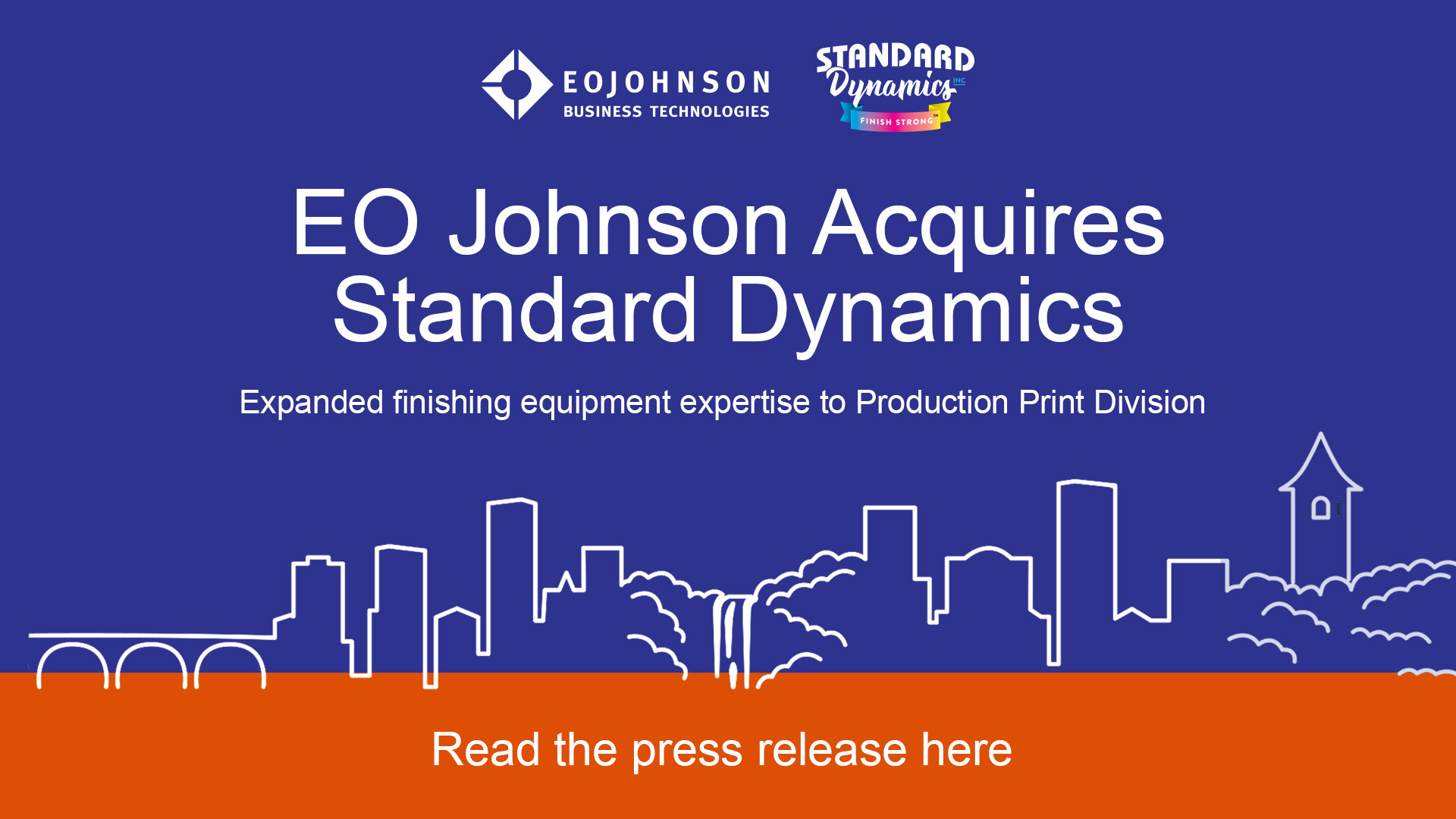 EO Johnson acquires Standard Dynamics