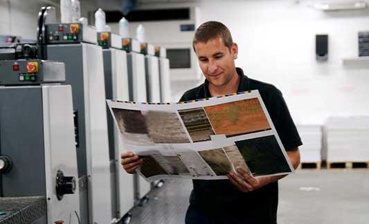 reviewing_press_sheet