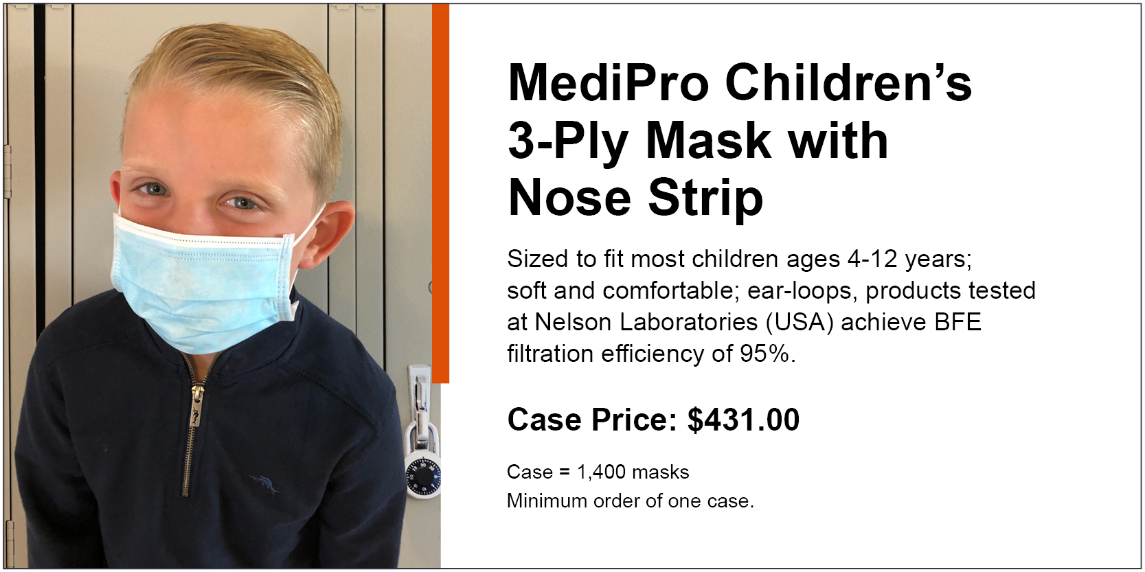 Childrens 3-Ply Mask-3
