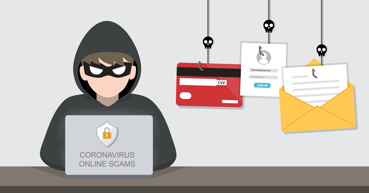 Protecting Your Business from Coronavirus Online Scams