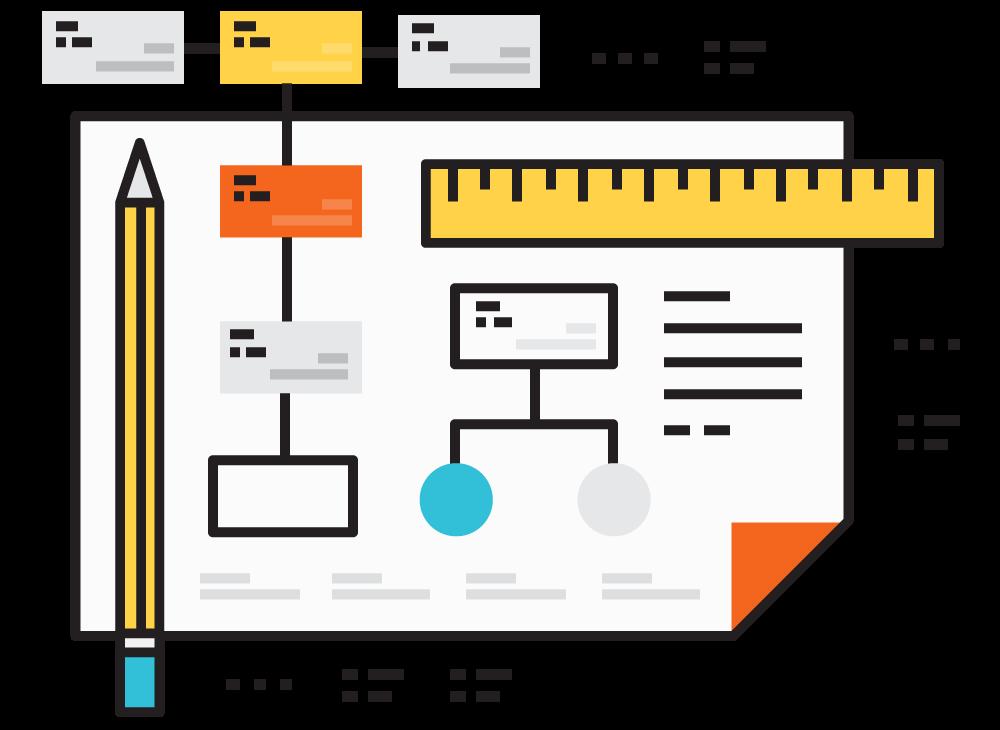 Business Process Improvement Illustration