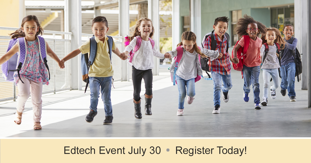 Edtech Event July 30