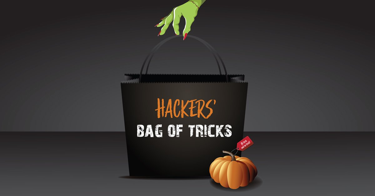 Hackers' Bag of Tricks: How Hackers Get Your Information