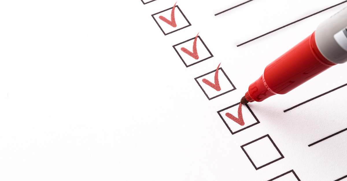 Make Security A New Year's Resolution: Start with this IT Security Checklist
